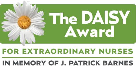 The DAISY Award for Extraordinary Nurses in Memory of J. Patrick Barnes