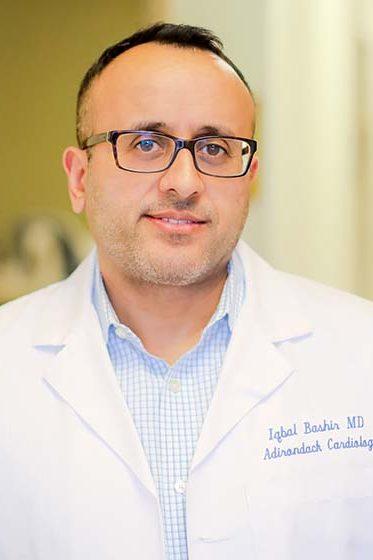 Iqbal Bashir, MD, Adirondack Cardiology - Cardiologist at Glens Falls Hospital