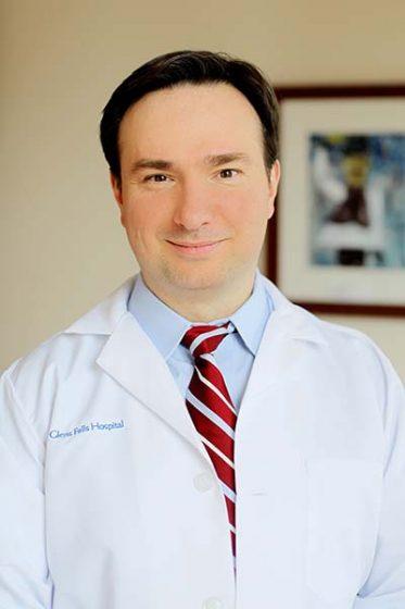 Matthew Dickson, MD, Adirondack ENT, Glens Falls Hospital