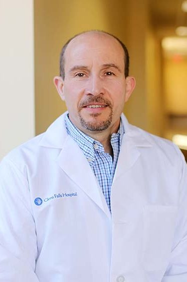 Gerard Florio, PhD, C.R. Wood Cancer Center