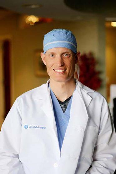 Jordan Haskins, PA, SOrthopedic Surgical Specialists of Glens Falls Hospital