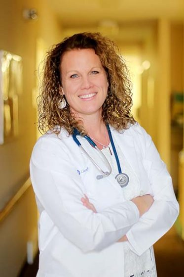 Amy Johnson, PA, Evergreen Medical Center in Corinth NY