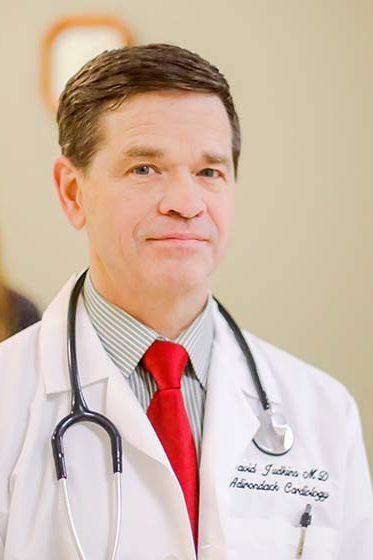 David Judkins, MD, Adirondack Cardiology - Glens Falls Hospital