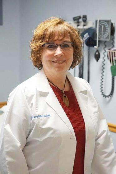 Eileen Spillane, DO, Whitehall Medical Center in Whitehall NY