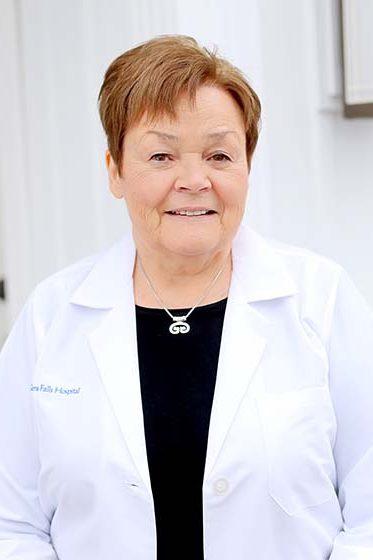 Elaine Williams, ANP, Hudson Falls Medical Center