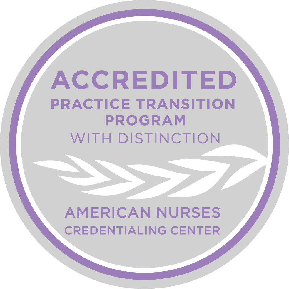 Accredited Practice Transition Program with distinction - American Nurses Credentialing center
