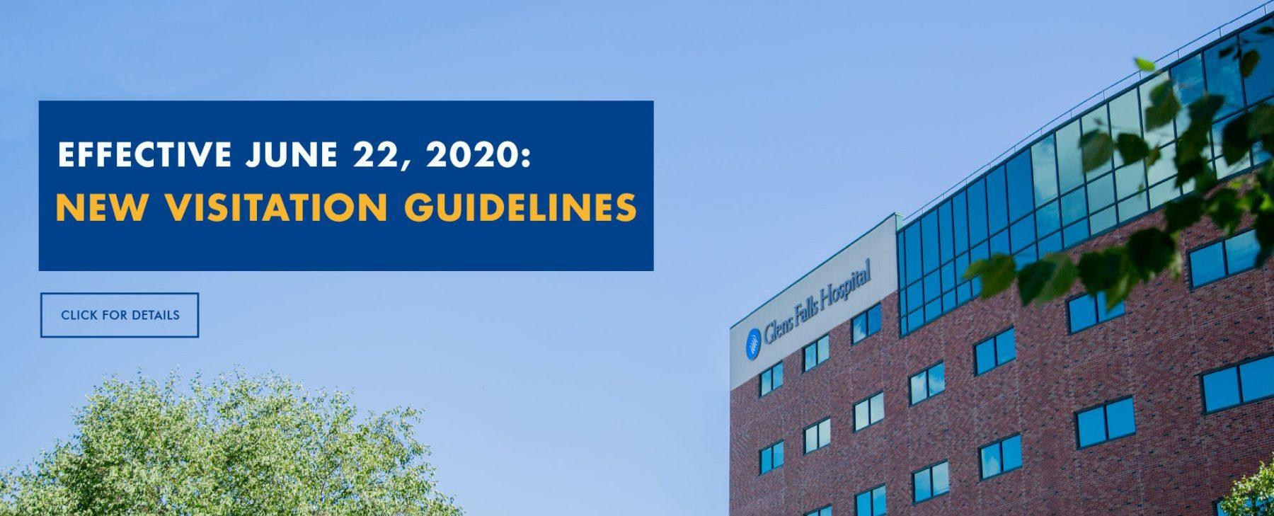 visitation guidelines